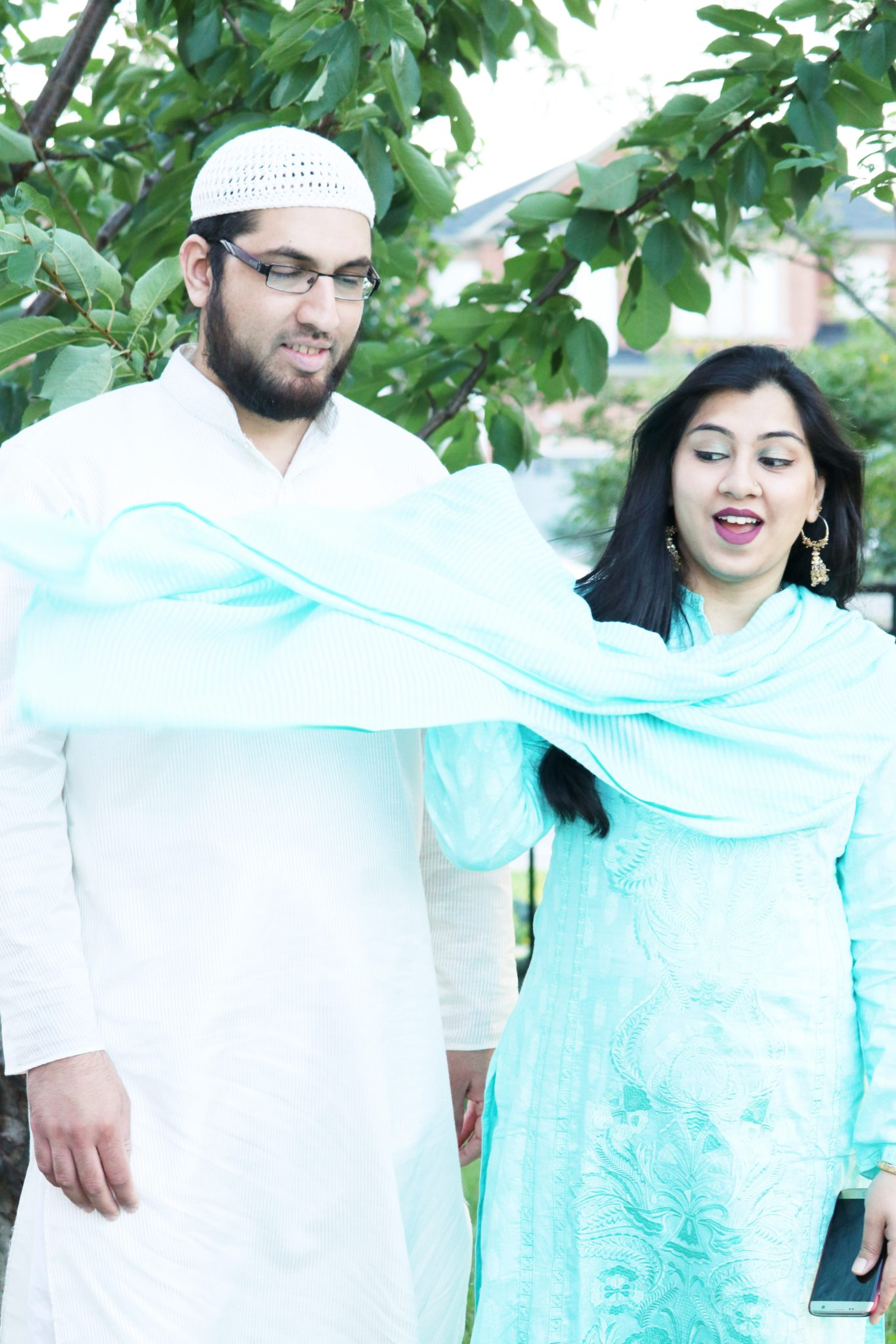 Eid Outfit Pic