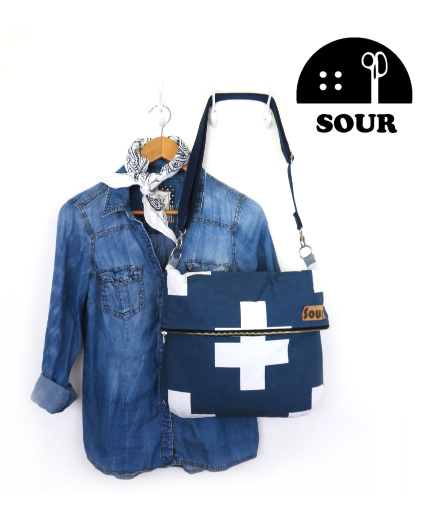 Gifts for makers - Wip Bags by Sour Bags and Totes