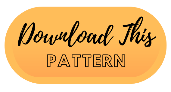 If you're looking for a fun crochet wall hanging or crochet wall decor ideas, check out this fun new Tunisian crochet and cross stitch pattern!