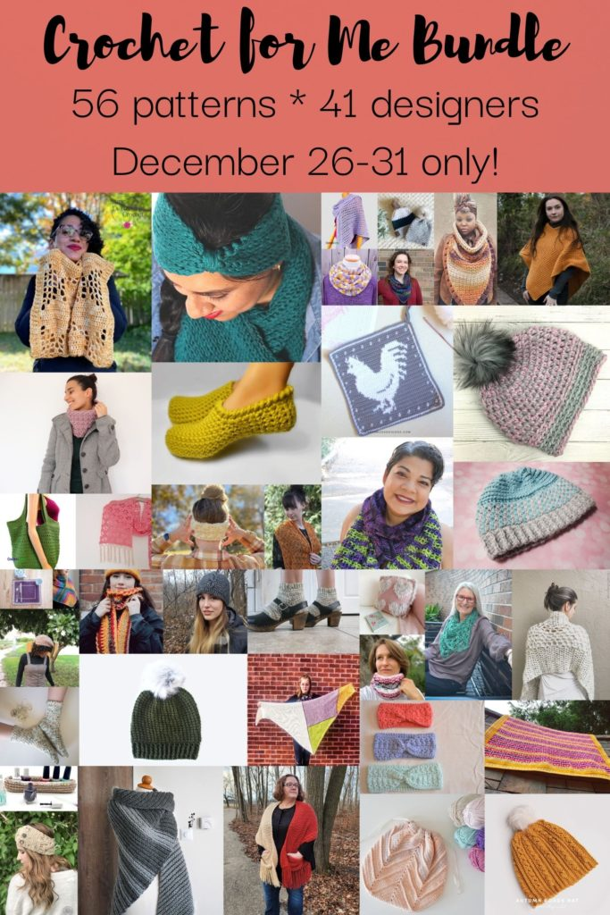 Are you looking for some crochet for me and knit for me patterns to relax with? Take some time and knit or crochet just for yourself!